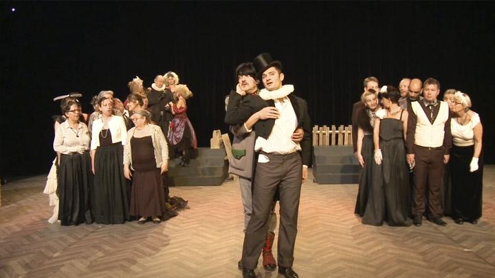 Visuel vidéo La Péricole à l'Opéra du Grand Avignon
